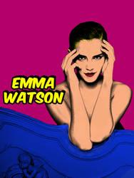 Emma Watson by ryohadipranata