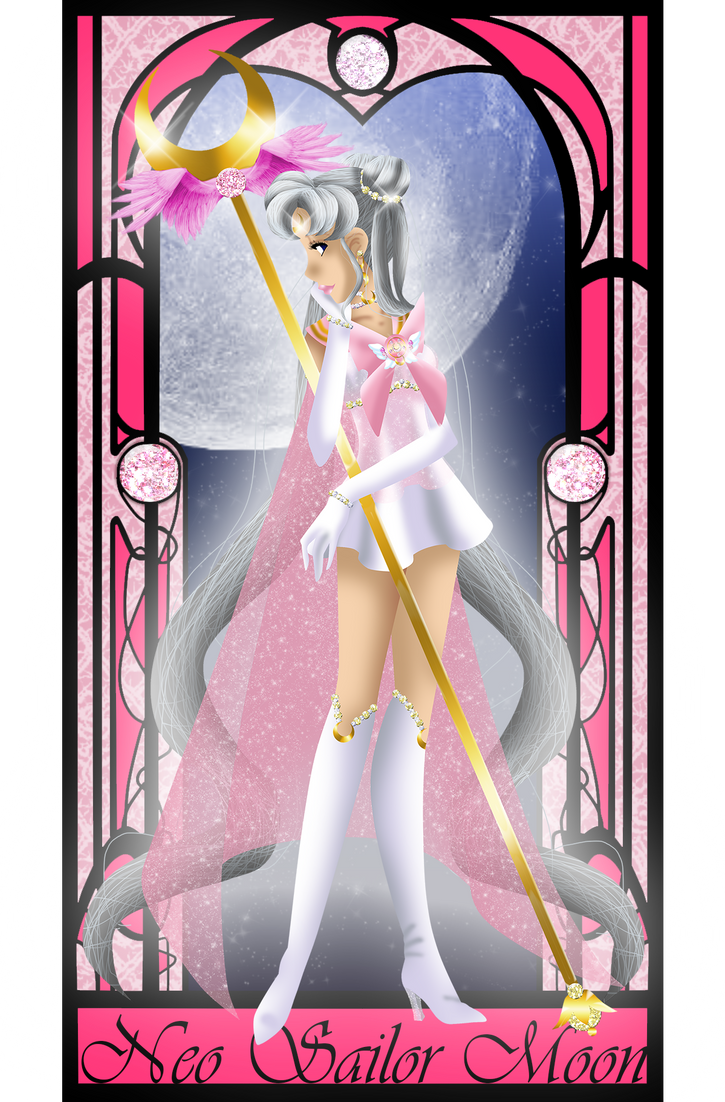 Super Sailor Moon (Half Body series) by Taulan-art