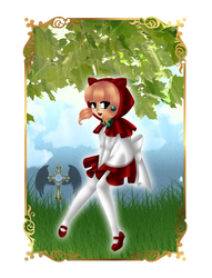 Amulet Red Riding Hood