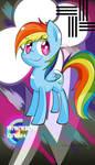 D'awww Rainbow Dash~