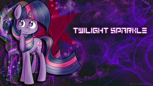 Commission: Twilight Sparkle Wallpaper by LlamasWithKatanas