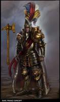 Total War Warhammer - Karl Franz Concept