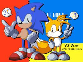 Sonic the Hedgehog 2: 22 Years Anniversary