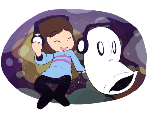 Frisk And Blook