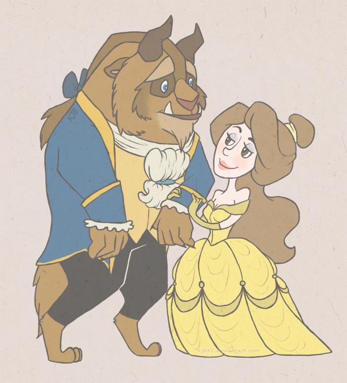 Tale as old as time. by KJB92
