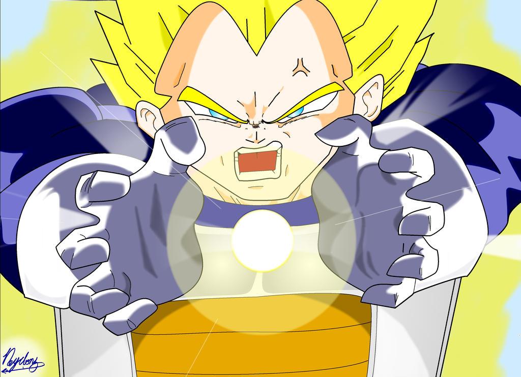 Super Vegeta Final Flash Wallpaper Super Vegeta Final Fla...