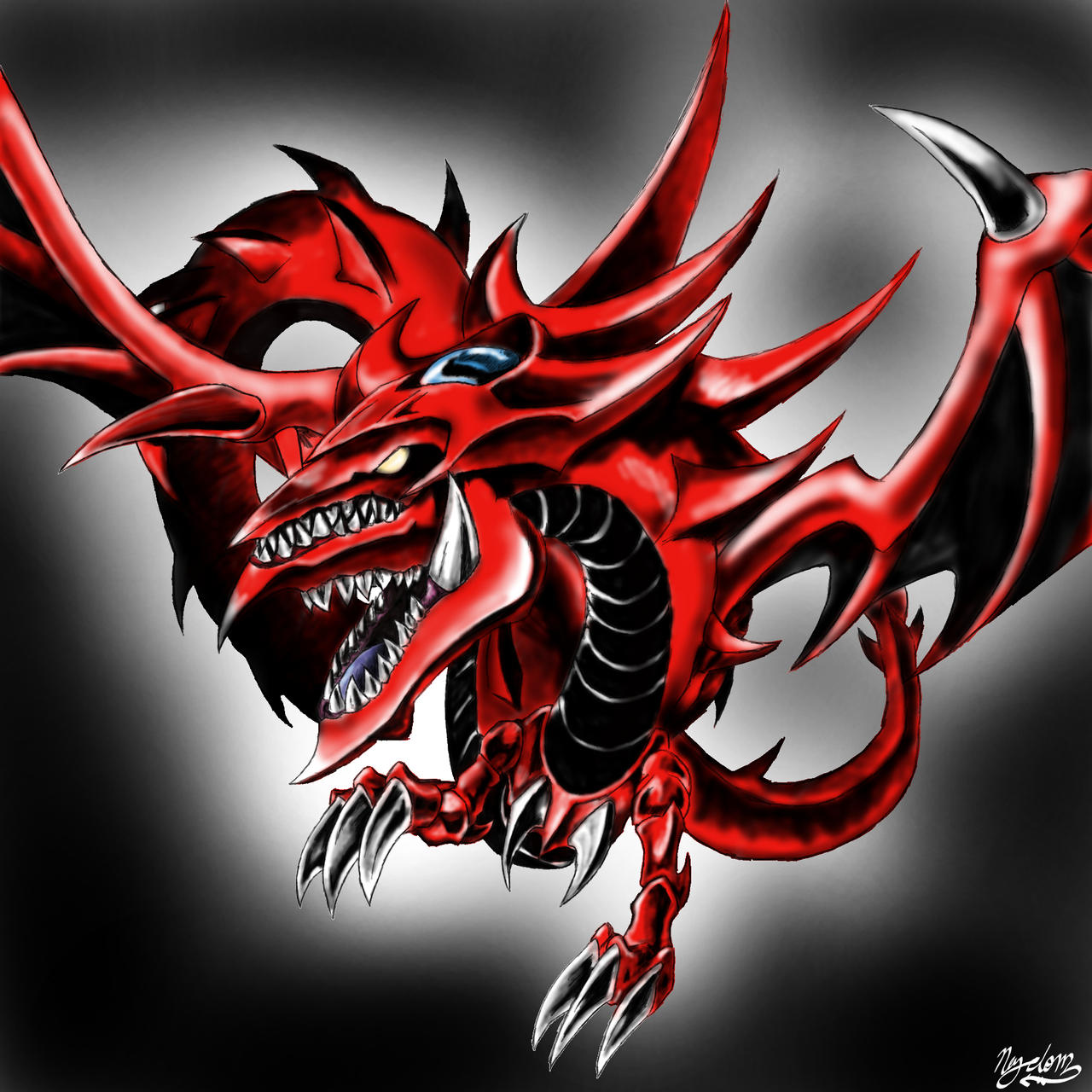 the best wallpaper collections slifer sky dragon