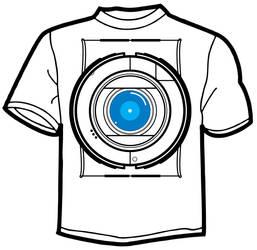 Portal 2 Wheatley T-Shirt