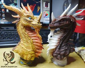 Dragon progress