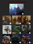 Top Ten Godzilla Villains