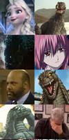 Godzilla Reaction Meme