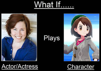What if Luci Christian Plays Female Trainer SWSH by artdog22