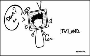 .TV.LAND. by almostdefinitely
