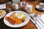I love breakfast