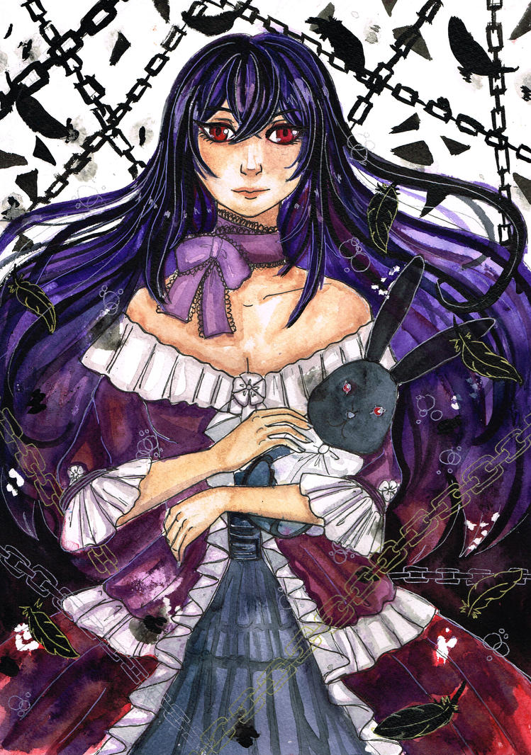 Lacie Baskerville by KarLouiie