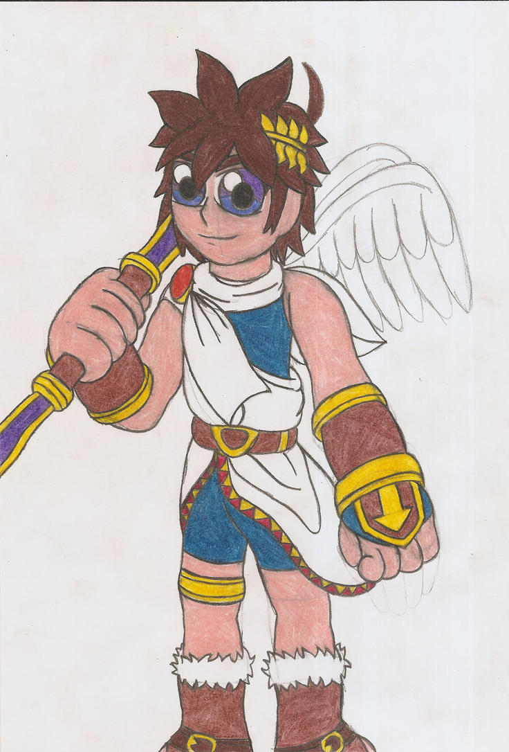 Snap Pit KId Icarus By ZefiroArt On DeviantArt Photos Pinterest