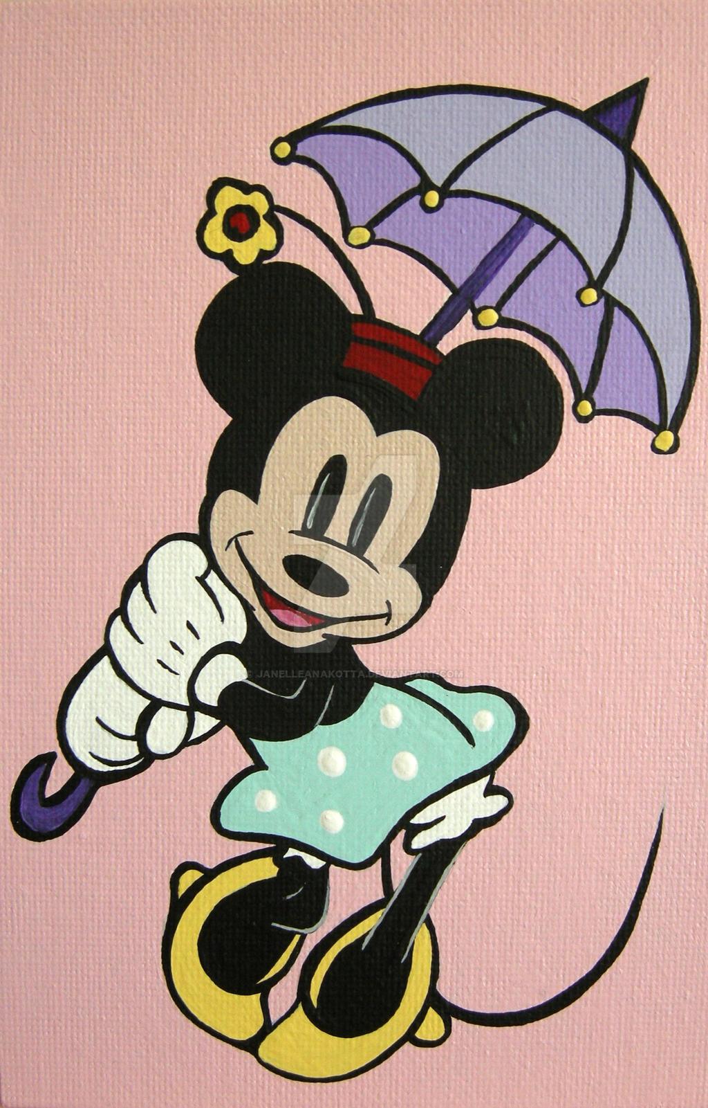 Retro Minnie Mouse | www.pixshark.com - Images Galleries ...
