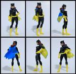Custom Batgirl Toy by March90