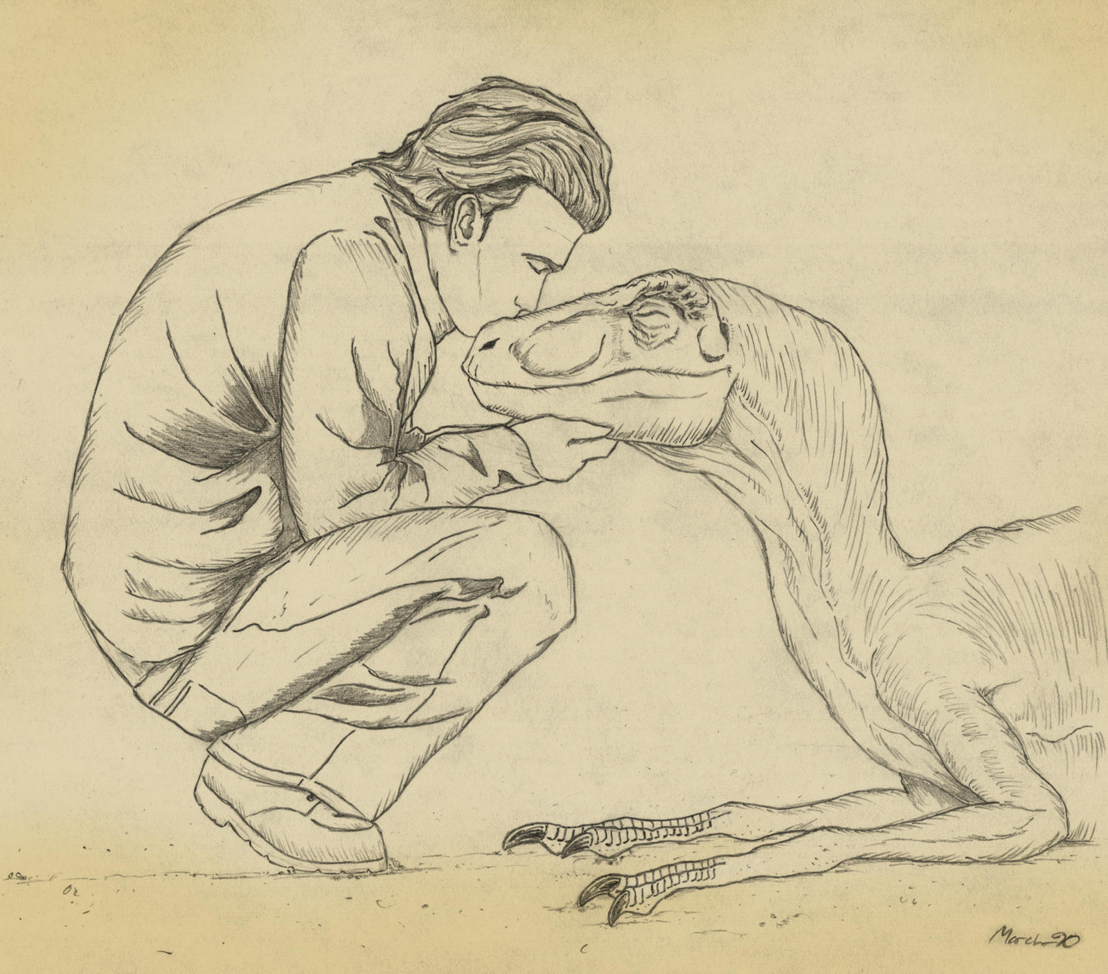 richard_levine_and_velociraptor_by_march90-d7wmhqk.jpg