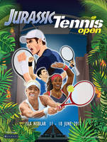 Jurassic Tennis Open by March90