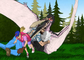 Jurassic Park Novel - Aviary