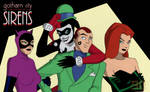 Gotham City Sirens #09-10 by March90