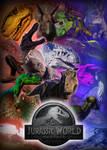 Jurassic World: Warpath - Poster by March90