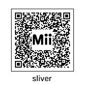 SilverTH (QR Code : Nintendo) by shadowstarfoxDS
