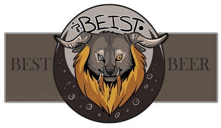 Beist Beer by Key-Feathers