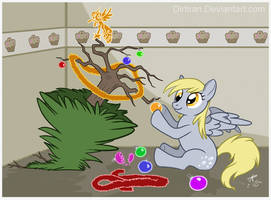 A Derpy Christmas by Key-Feathers