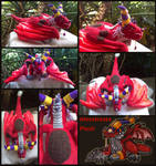 Alexstrasza Plush FOR SALE!
