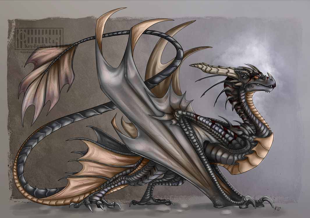 Wyverns New_wyvern_by_key_feathers-d82pede