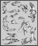 Jacora sketch page