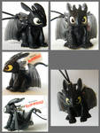 Rare Japanese Toothless charm For Sale! by Key-Feathers