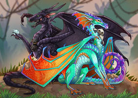 Wings of fire: You are safe with me