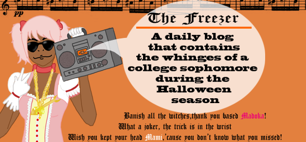 October 2012 The Freezer Banner by Rave-Light