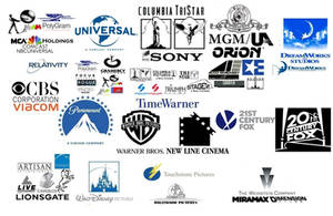 The Print Logos Of Companies That I Like by TheAgentmanMMT