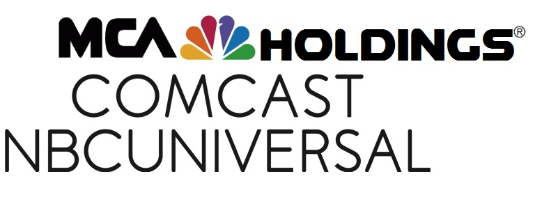 mca holdingscomcastand nbcuniversal logo by