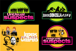 UnusualSuspects985(and JeepersCreepers985) Logo#3