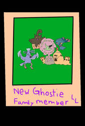 PTS New ghostie family member by anubis213