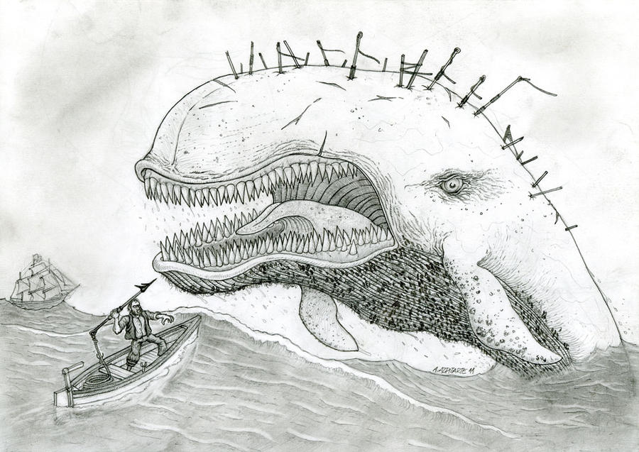 macbeth vs moby dick In moby-dick, herman melville uses symbolism of the whale to express the theme of humanistic relationships with nature the color of the whale in moby-dick is a symbol that can be interpreted differently.