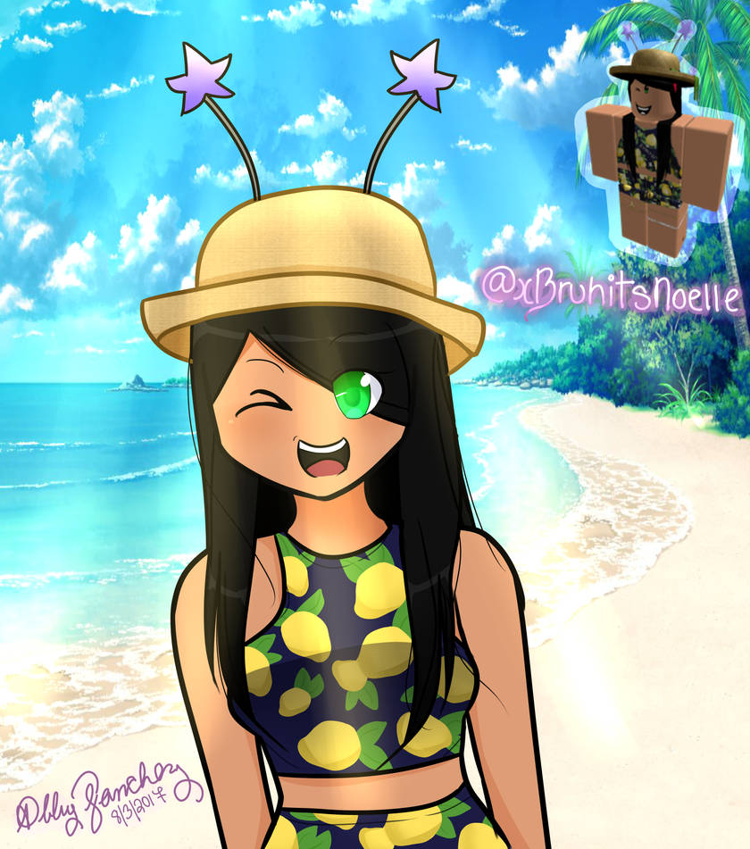 Roblox Drawing Request From Xbruhitsnoelle By Kawaiicuteabby On