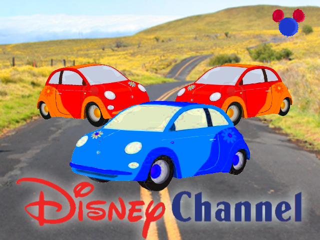 disney channel custom 1997 ident cars by lukesamsthesecond on