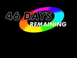 A Message from a Rainbow Ring - 46 Days to Go by lukesamsthesecond
