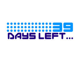 39 Days Left Now.... by lukesamsthesecond