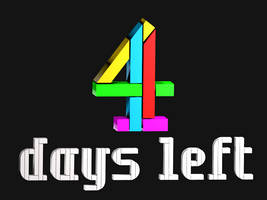 4 Days Left... by lukesamsthesecond