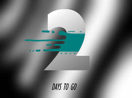 2 DAYS TO GO by lukesamsthesecond