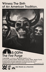 The First Purge (2018) by lukesamsthesecond
