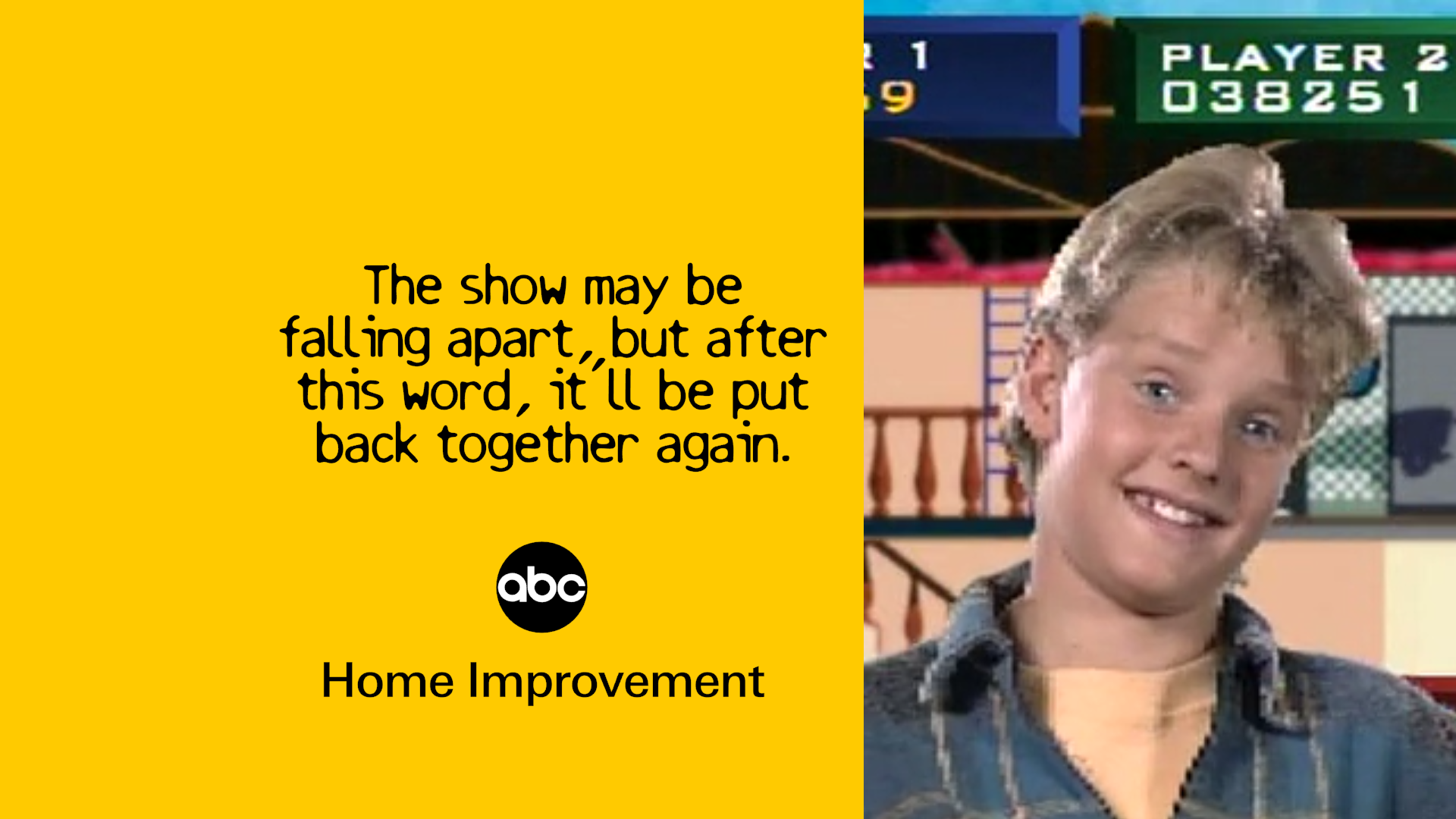 Abc Home Improvement Bumper 2 Fanmade By Lukesamsthesecond On Deviantart