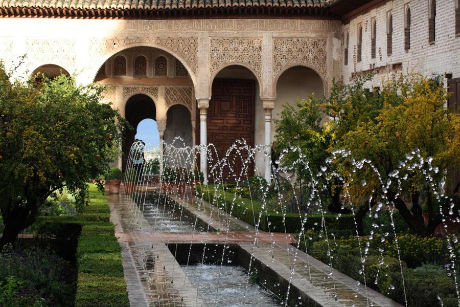 Alhamra 2 by bengtsgard